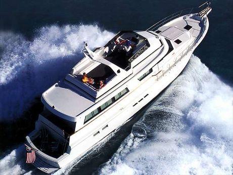 1984 Hatteras 70 Cockpit Motor Yacht