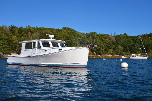 2007 Duffy 35 Downeast
