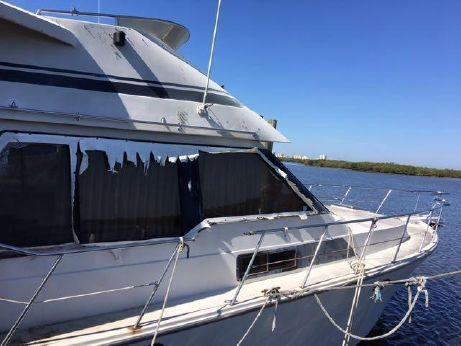 1988 Marine Trader 47 Tradewinds Motor Yacht