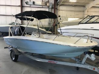 2020 Boston Whaler 160 SP