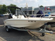 2013 Boston Whaler 150 Super Sport with trailer - Certified Preowned