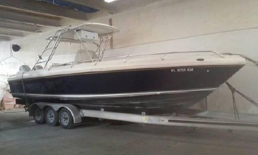 1998 Intrepid 339 Open