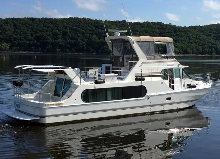 2000 Harbor Master 520 Coastal Power Boat For Sale Www