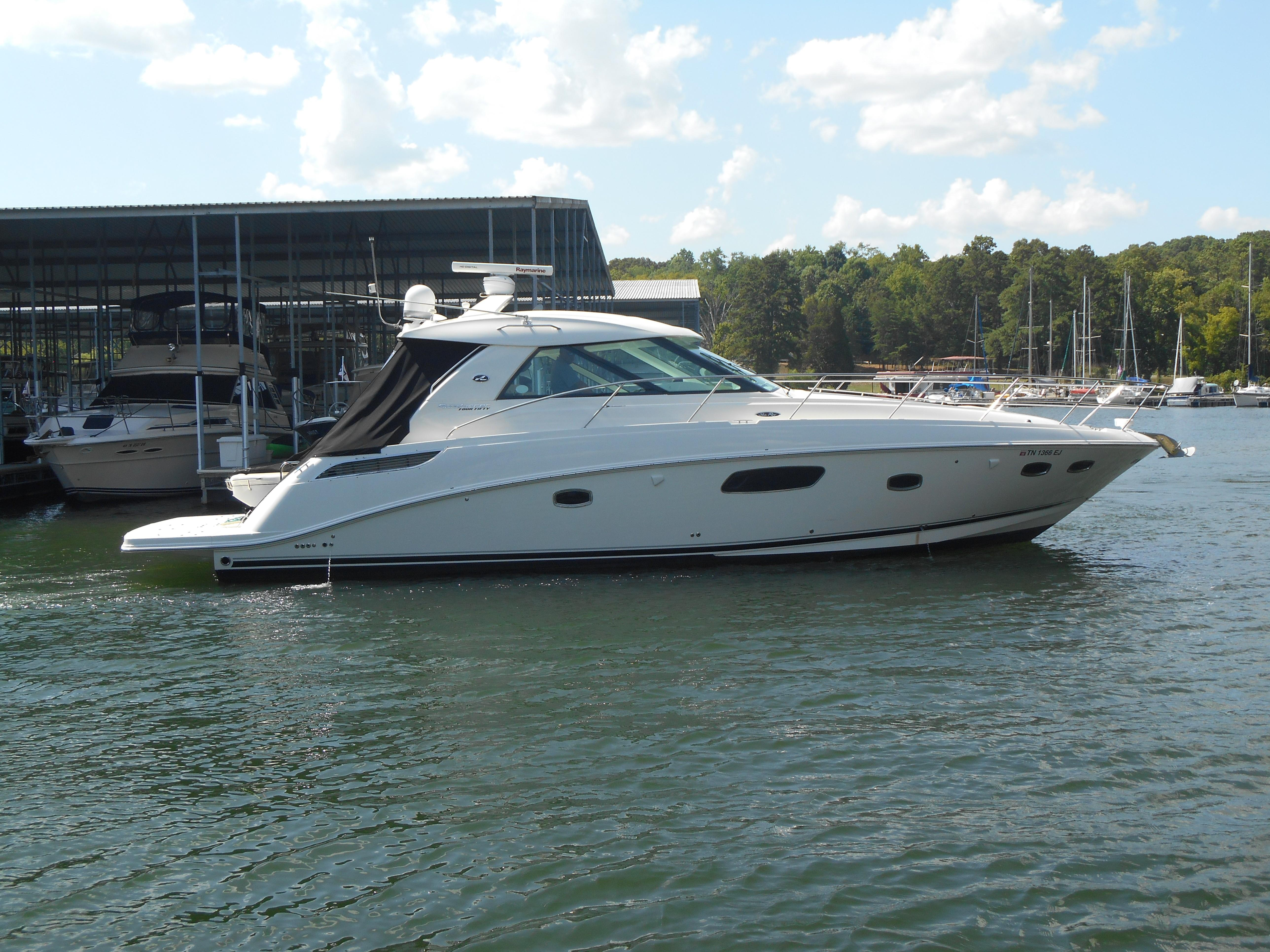2012 Sea Ray 450 Sundancer Power New And Used Boats For Sale