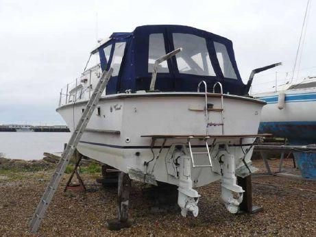 1980 Coronet 27 Seafarer (Twin Diesel)