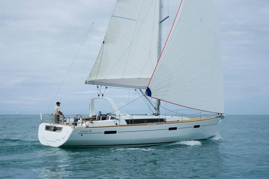 2018 Beneteau Oceanis 45 Sail Boat For Sale Www Yachtworld Com