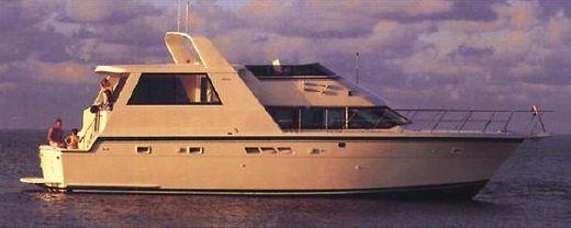 2000 Hatteras 52 Cockpit Motor Yacht