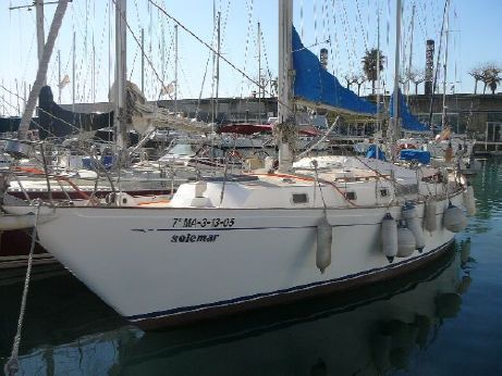 1978 Whitby Ketch 42