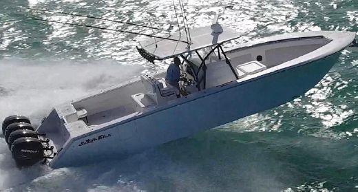 2017 Seahunter Quad Mercury 350Hp 39