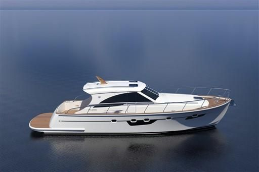 2016 Cantieri Estensi 480 Goldstar S