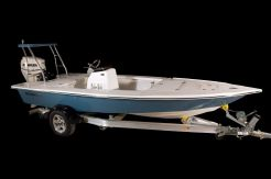 2014 Bluewater 160 Flats Boat
