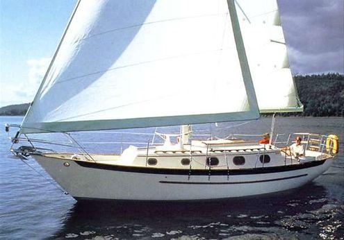 1996 Pacific Seacraft 31