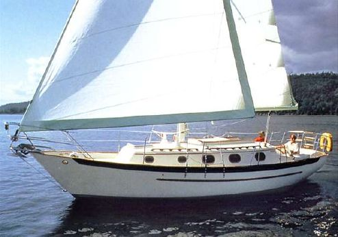 1990 Pacific Seacraft 31