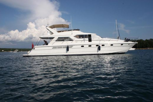 1996 Marine Projects Princess 66