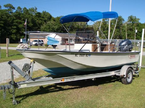 1985 Boston Whaler Montauk 17 CC