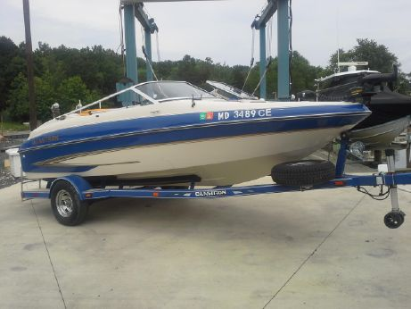 2003 Glastron GX 185 Ski & Fish