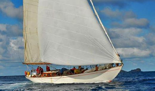 1939 Sparkman & Stephens 60 ft Sloop 1939
