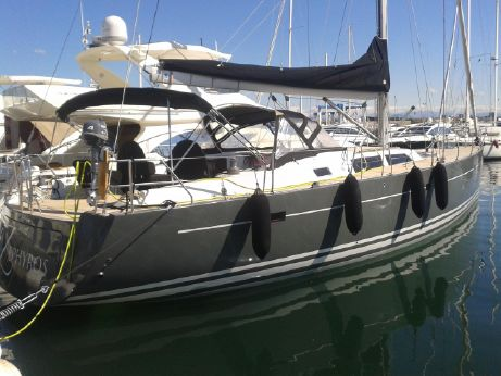 2008 Hanse Yachts HANSE 540