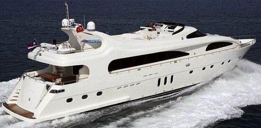 2007 Mengi Yay Custom Motor Yacht