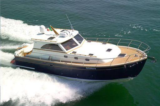2007 Cantieri Estensi 440 Goldstar