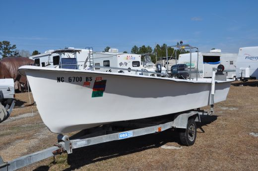 1990 Four Sons 18 Well Boat