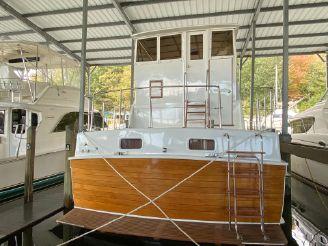 1986 Island Gypsy Flush Aft Deck