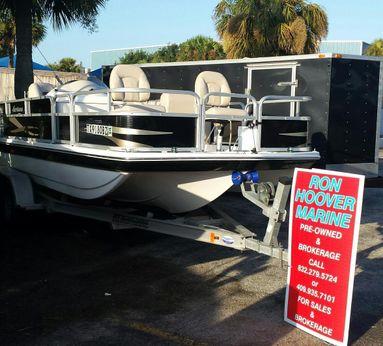 2013 Hurricane 196 Fish & Ski Deckboat