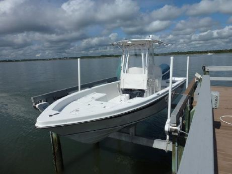 2008 Sea Chaser 250 LX Bay Runner