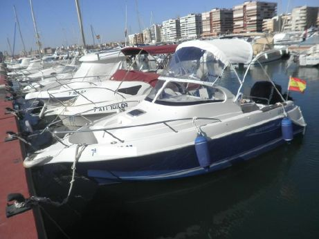 2004 Quicksilver 550 Walkaround
