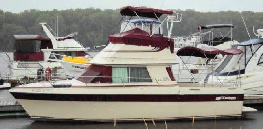 1984 Cruiser's Inc 298 Villa Vee