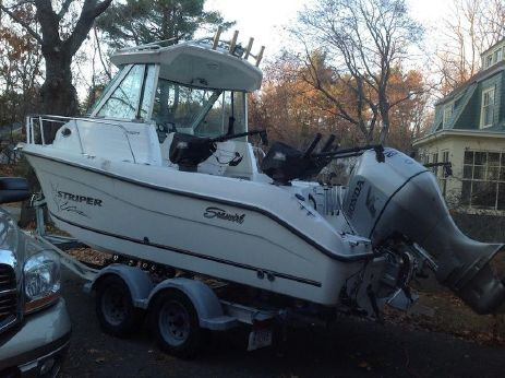 2003 Seaswirl 2101 Striper WA