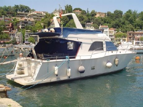 1990 Motor Yacht Fly Bridge Motoryacht