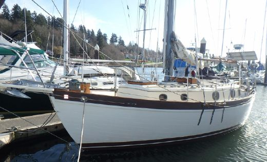 1981 Pacific Seacraft Mariah