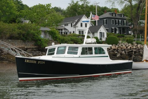 2002 Mitchell Cove Downeast 35