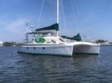 2000 Manta 42 Catamaran