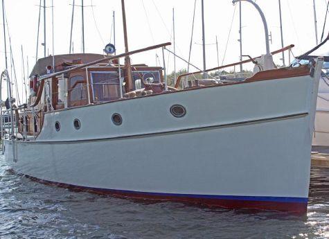 1937 Saunders Roe Ltd TSD Motor Yacht 1937
