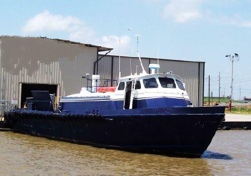 1970 Stewart Crew Boat - Certified 6 Passenger