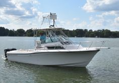 1992 Grady-White 25 Sailfish Express with Tower