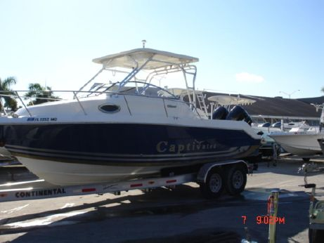 2002 Wellcraft 250 Coastal
