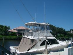 Photo of 42' Jersey 42 Convertible Sportfisherman