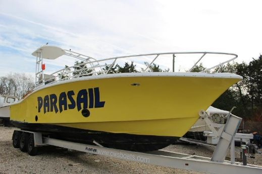 2007 Commercial Water Sports Ocean Pro 31 Parasail boat