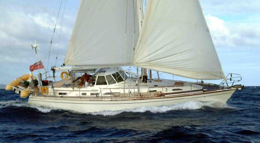 1995 Westerly Ocean 49