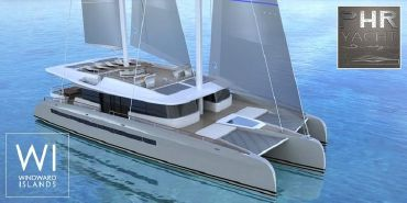 2021 Custom Eco Sailing Trimaran 86