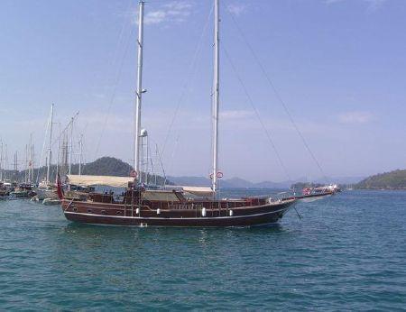 2010 Fethiye Shipyard Ketch