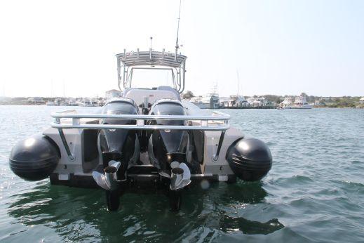 2011 Naiad 10 Meter Rib