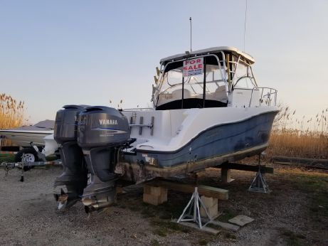 2005 Seaswirl Striper 2901 striper walkaround