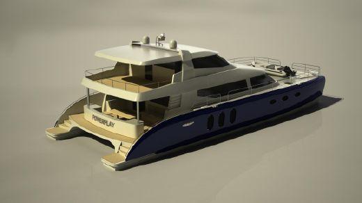 2015 Powerplay Catamaran 62