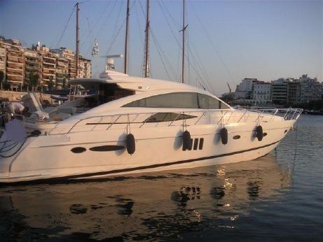 2005 Marine Projects Princess V70