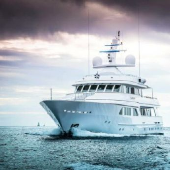 2003 Feadship 39 M Full Displacement Yacht