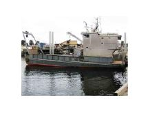 1967 Custom Cargo, Barge, Landing Craft